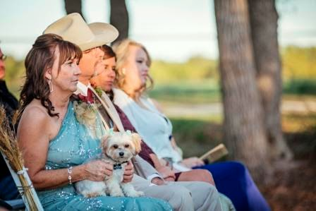 Texas Ranch Wedding, McGowan Images, Parents of the Bride,