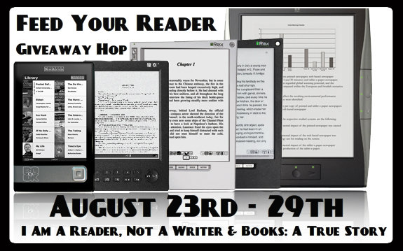 Feed Your Reader Giveaway