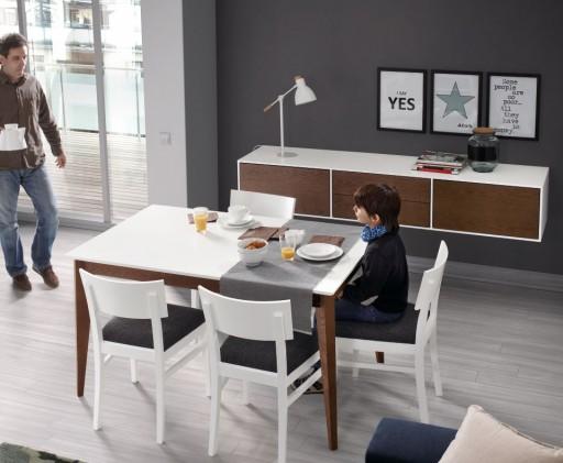 Ideas muebles vintage para el comedor habitaciones for Muebles comedor modulares