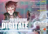 Corsi di Colorazione Digitale 2015: