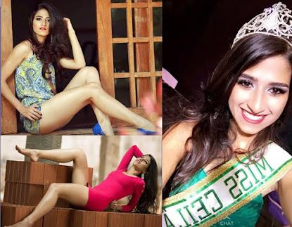 Em noite glamourosa Brenda Ribeiro foi eleita nessa sábado (12) Miss Ceilândia 2016