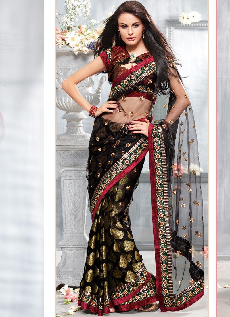 Indian women with sari