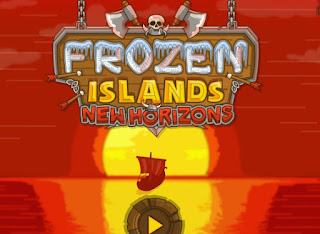Frozen Islands New Horizons awesome and attractive strategy online games free play