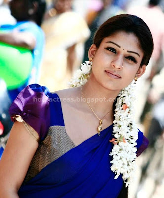 Nayanthara photo gallery in saree