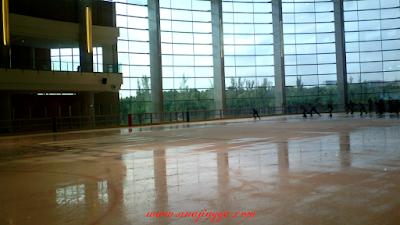 ice scape, ioi city mall