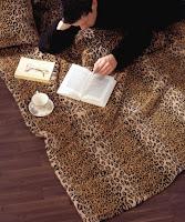 Manta Leopardo