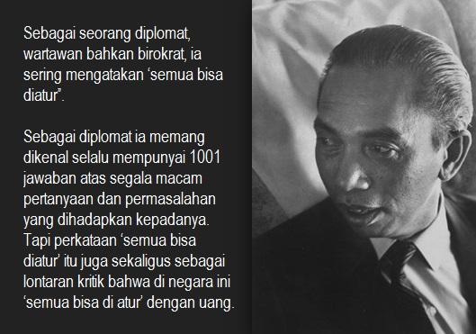 Biografi Singkat Adam Malik Asli Anak Siantar