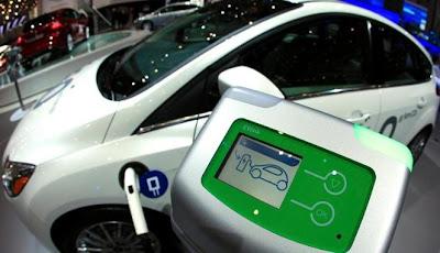 Gambar Mobil Mewah Listrik Geneva Auto Show 2012