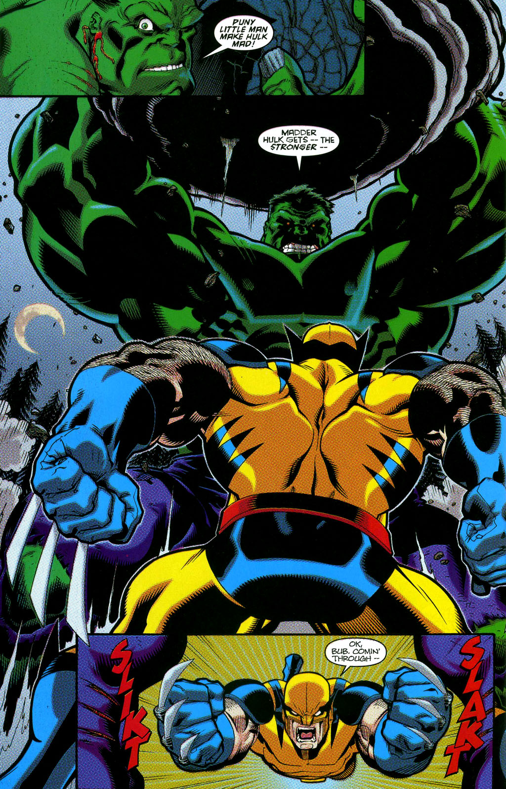 Read online Wolverine (2003) comic -  Issue #50 - 26