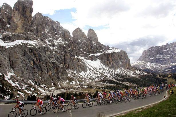 Giro Italia 2014 en directo online gratis. Calendario, etapas y favoritos. Ciclismo en vivo.
