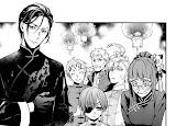 Kuroshitsuji 147: That Butler, A Chinese Style