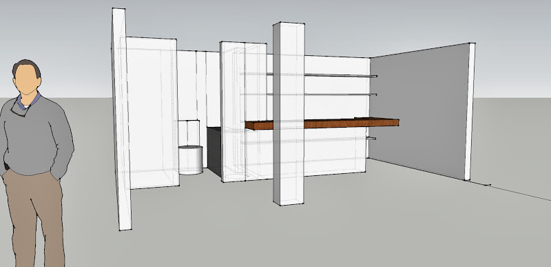 Here is as far as I've gotten with sketchup - bear in mind, one day of  title=