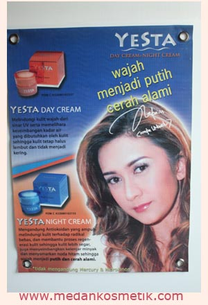 Yesta Day and Night Cream