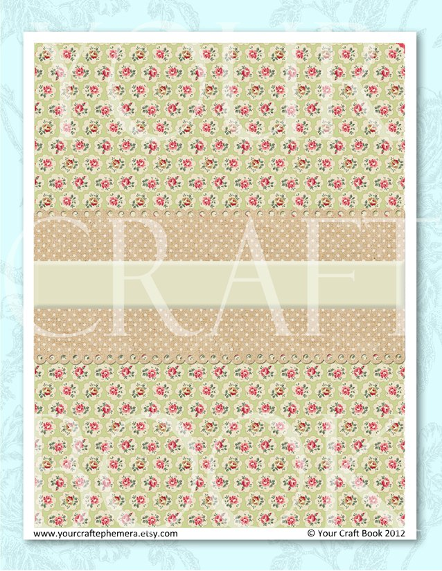 Pretty Book Cover Zip : Your craft book pretty covers