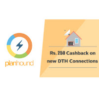 Ola Money : Rs. 250 cashback on new DTH Connections :BuyToEarn