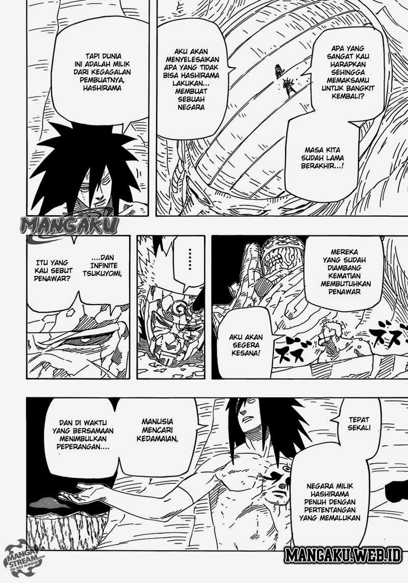 Komik Naruto 661 Bahasa Indonesia halaman 14