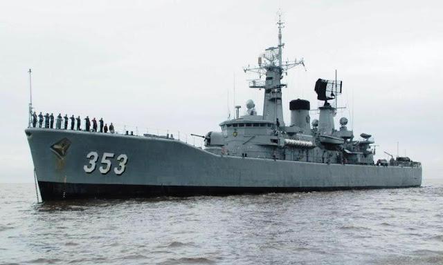 TNI AL - Peremajaan fregat kelas Van Speijk mendesak