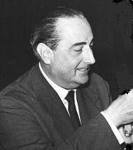 Agustín Pujol, Presidente de la FEDA en 1957