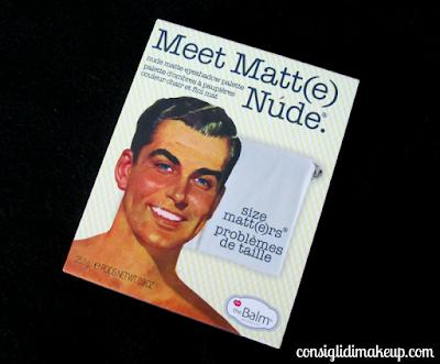 Review: Palette Meet Matt(e) Nude - the Balm