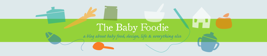 The Baby Foodie - a baby food blog, Brighton family friendly restaurant reviews and baby design