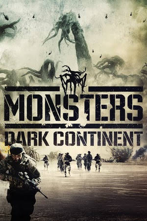 Poster Monsters: Dark Continent 2014