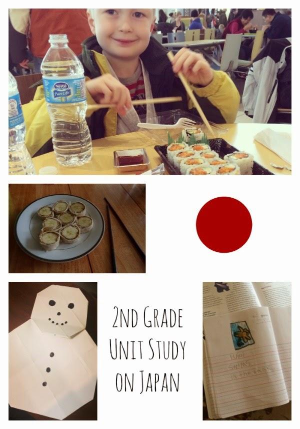 Unit Study Japan
