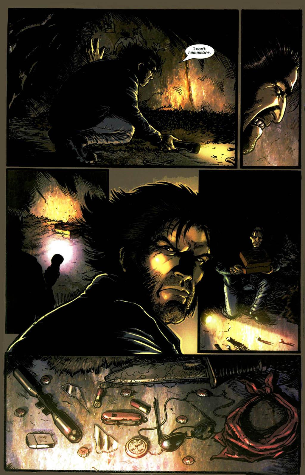 Read online Wolverine (2003) comic -  Issue #14 - 18