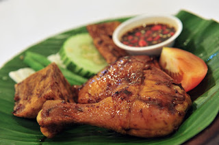Ayam Goreng Penyet