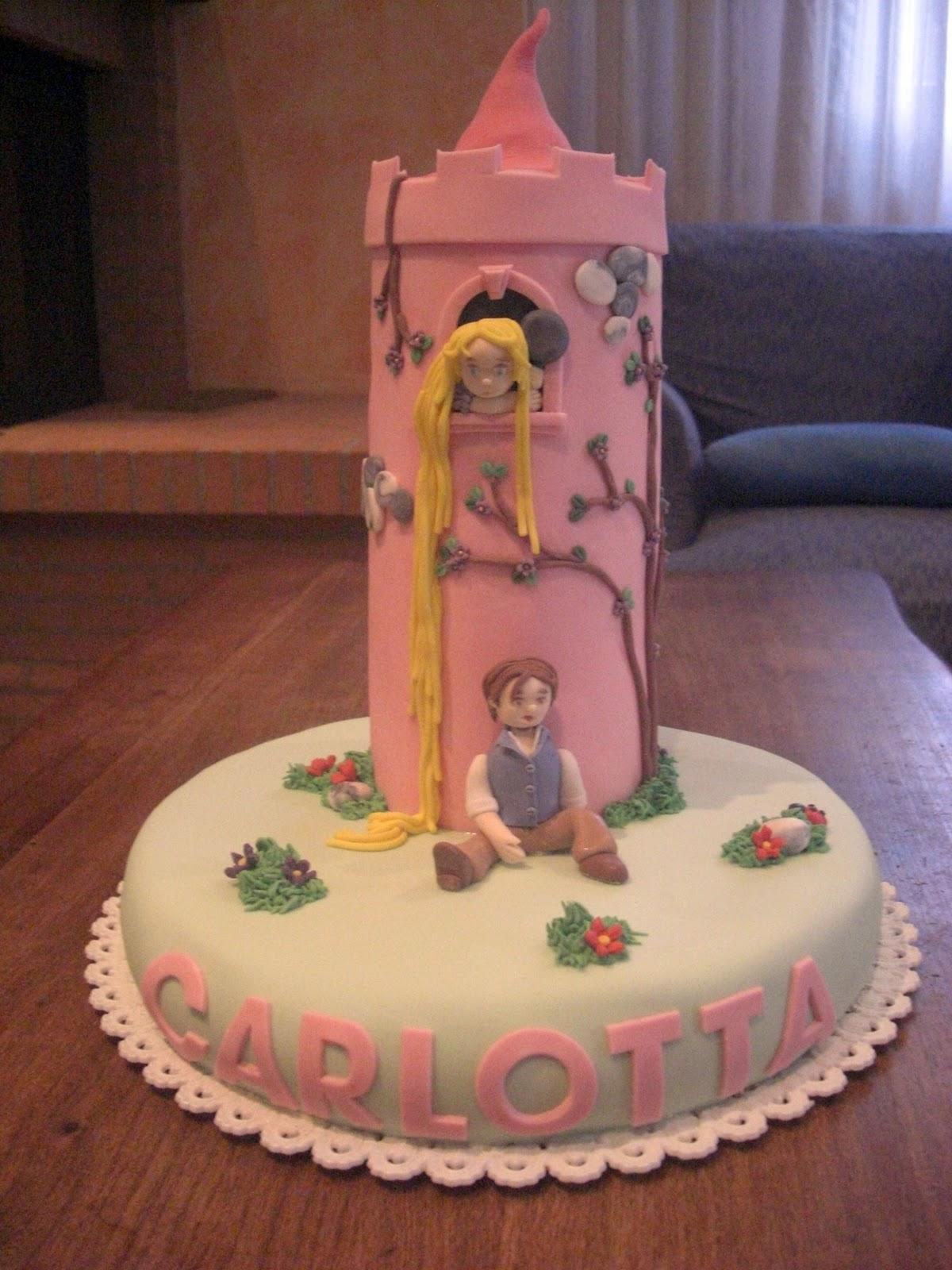 Eccezionale Elisa Giovannetti Cake Designer: Torta di compleanno: La torre di  HE44