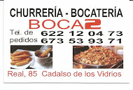 CHURRERIA BOCATERIA BOCA2