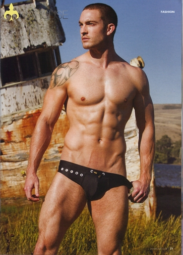 Marcuse men's swimwear summer 2012