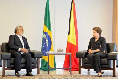 MÚSICOS BRASILEIROS ATUARAM EM TIMOR-LESTE