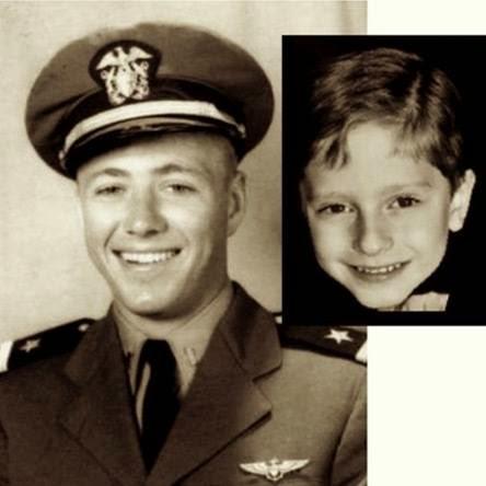 James η μετενσάρκωση ενός πιλότου του Β' Παγκοσμίου Πολέμου