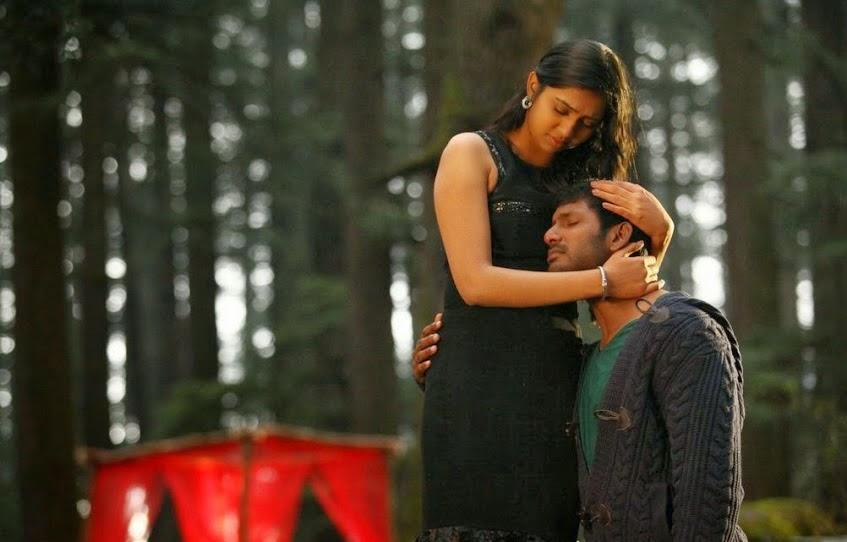 Vishal,Lakshmimenon latest stills naan sigappu Manithan ... Naan Sigappu Manithan Lakshmi Menon Kiss