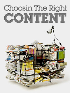 Select content for your blog