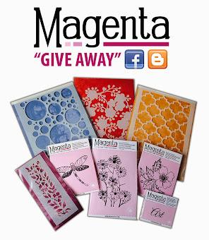 """Magenta """"Give Away"""""""
