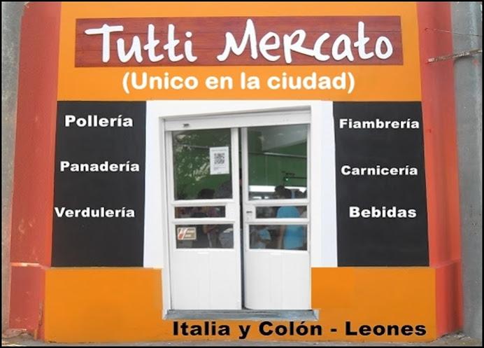 ESPACIO PUBLICITARIO: TUTTI MERCATO