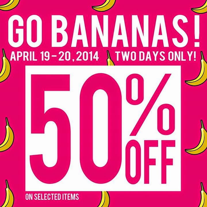Go bananas coupons