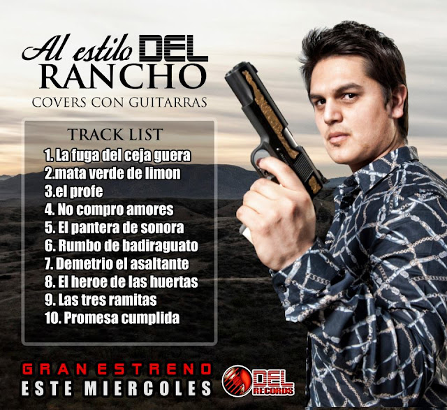 Descargar Disco Regulo Caro - Al Estilo Del Rancho CD Alnum 2013