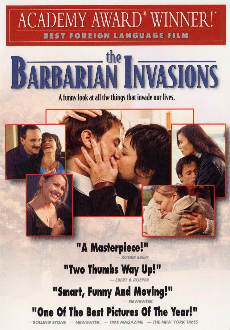 the barbarian invasions les invasions barbares oscar akademi odulu