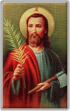 San Judas Tadeo, mi protector!!!