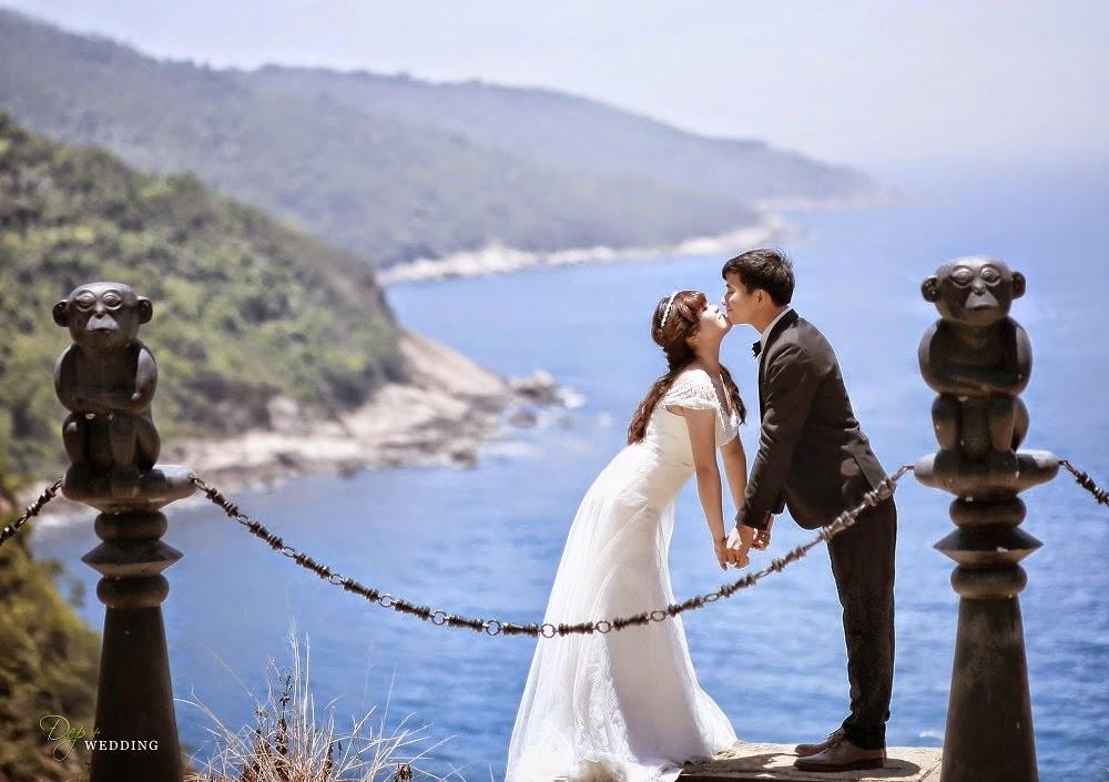 những địa điểm chụp ảnh cưới đẹp ở Đà Nẵng