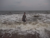 cherai beach ,kerala