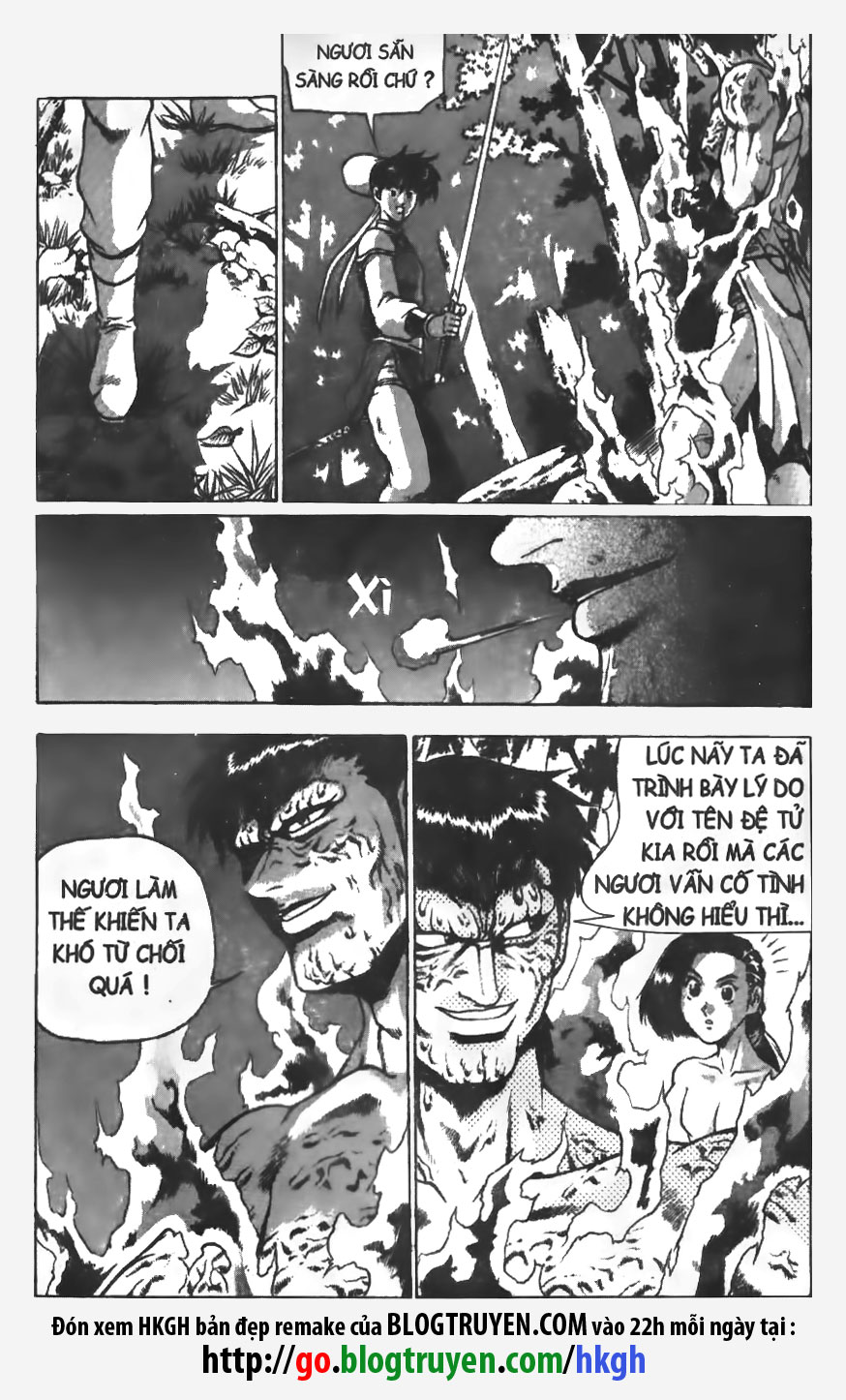 Hiệp Khách Giang Hồ chap 153 page 22 - IZTruyenTranh.com