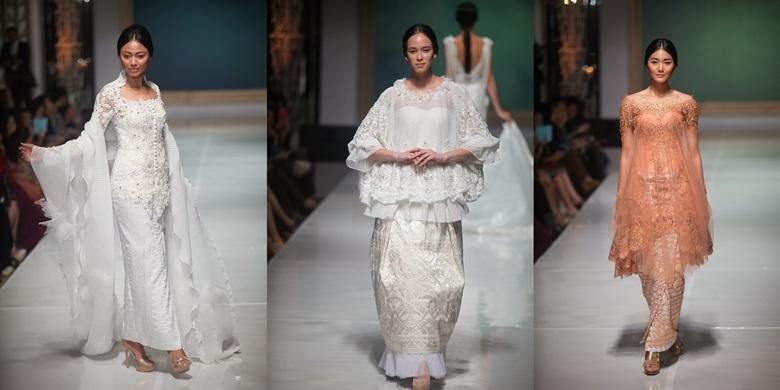 Foto Kebaya Pengantin Modern Model Desain Terbaru Baju Pernikahan