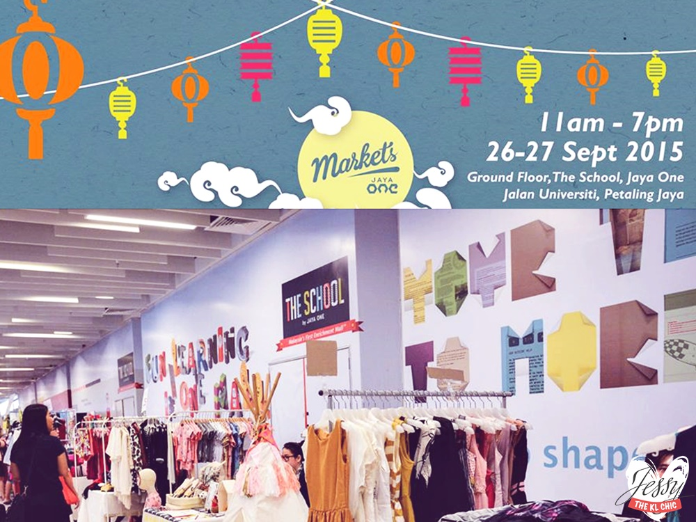 Event: Markets 16 Bazaar is Back! (Jaya One, PJ)