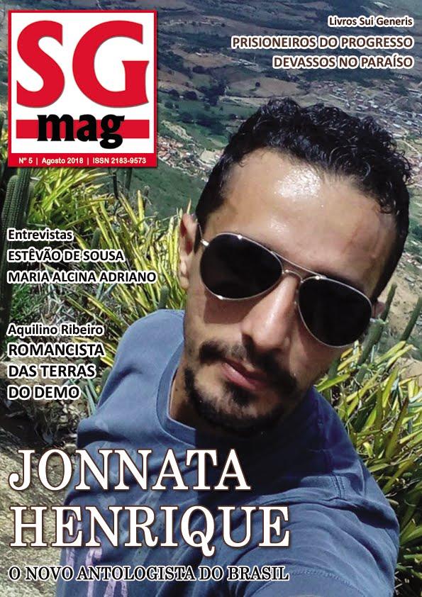 Dirigi e Editei o quinto número da revista SG MAG, com 270 páginas