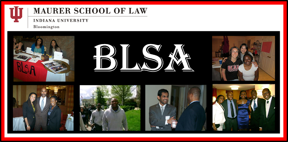 IU Bloomington Black Law Students Association