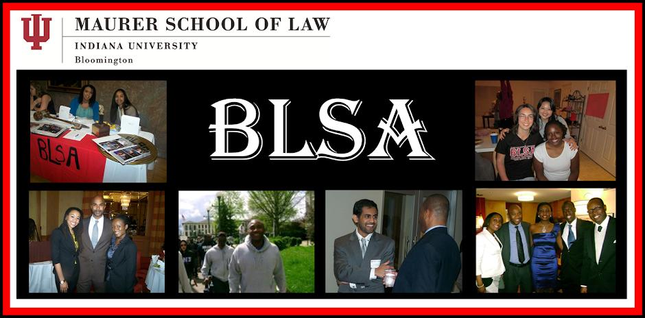 IU Bloomington Black Law Students Association