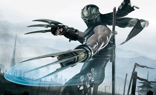 ninja gaiden 2 team ninja action hack slash game